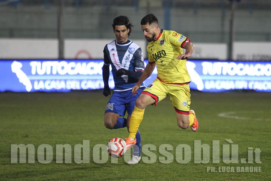BRINDISI-TARANTO 0-2