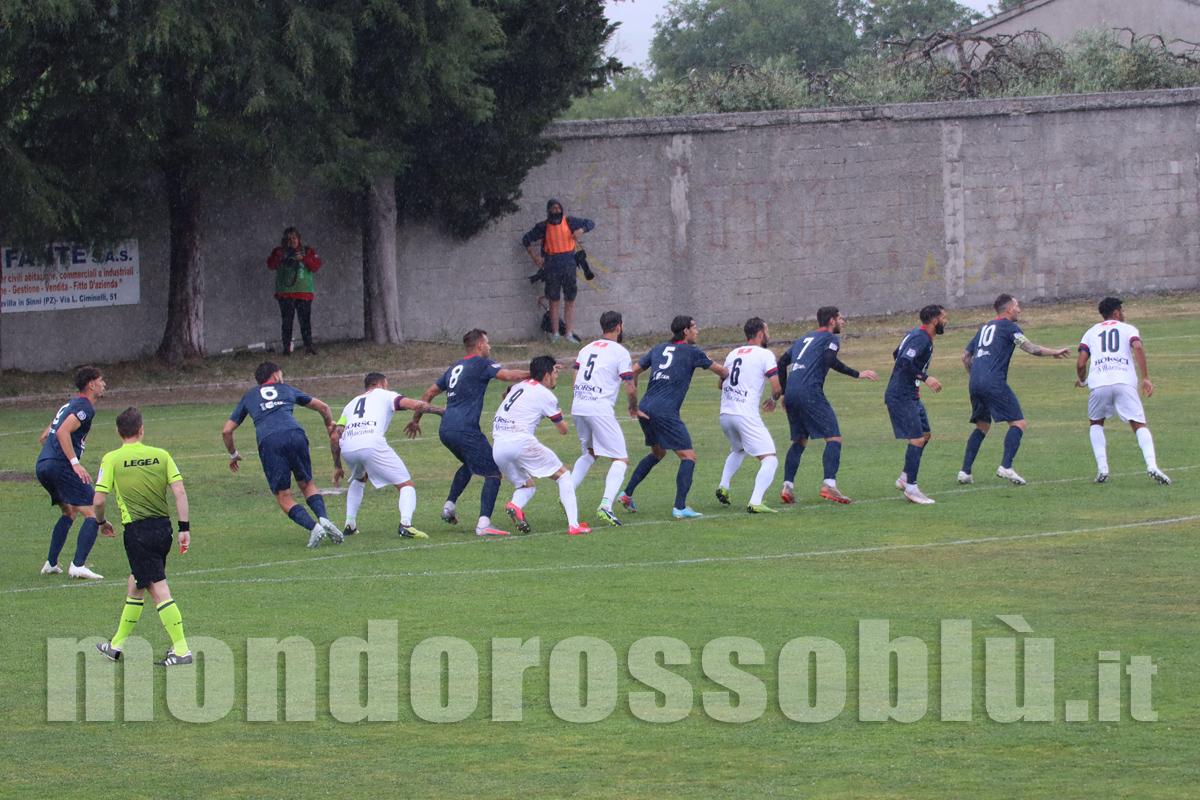 FRANCAVILLA-TARANTO 0-0