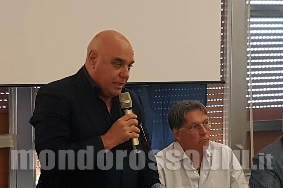 PRESENTAZIONE STAFF TECNICO E MEDICO