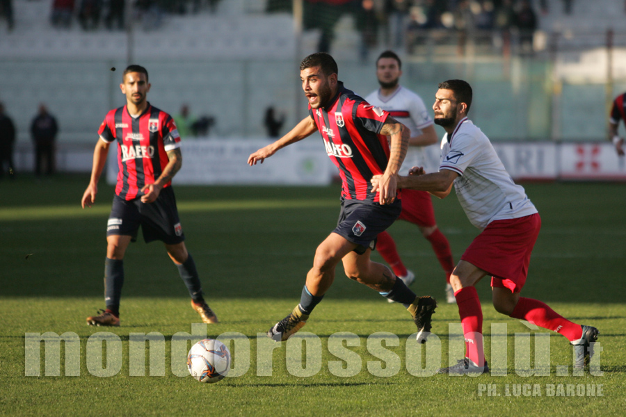 TARANTO-AZ PICERNO 0-0