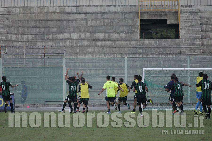 TARANTO-BITONTO 1-1