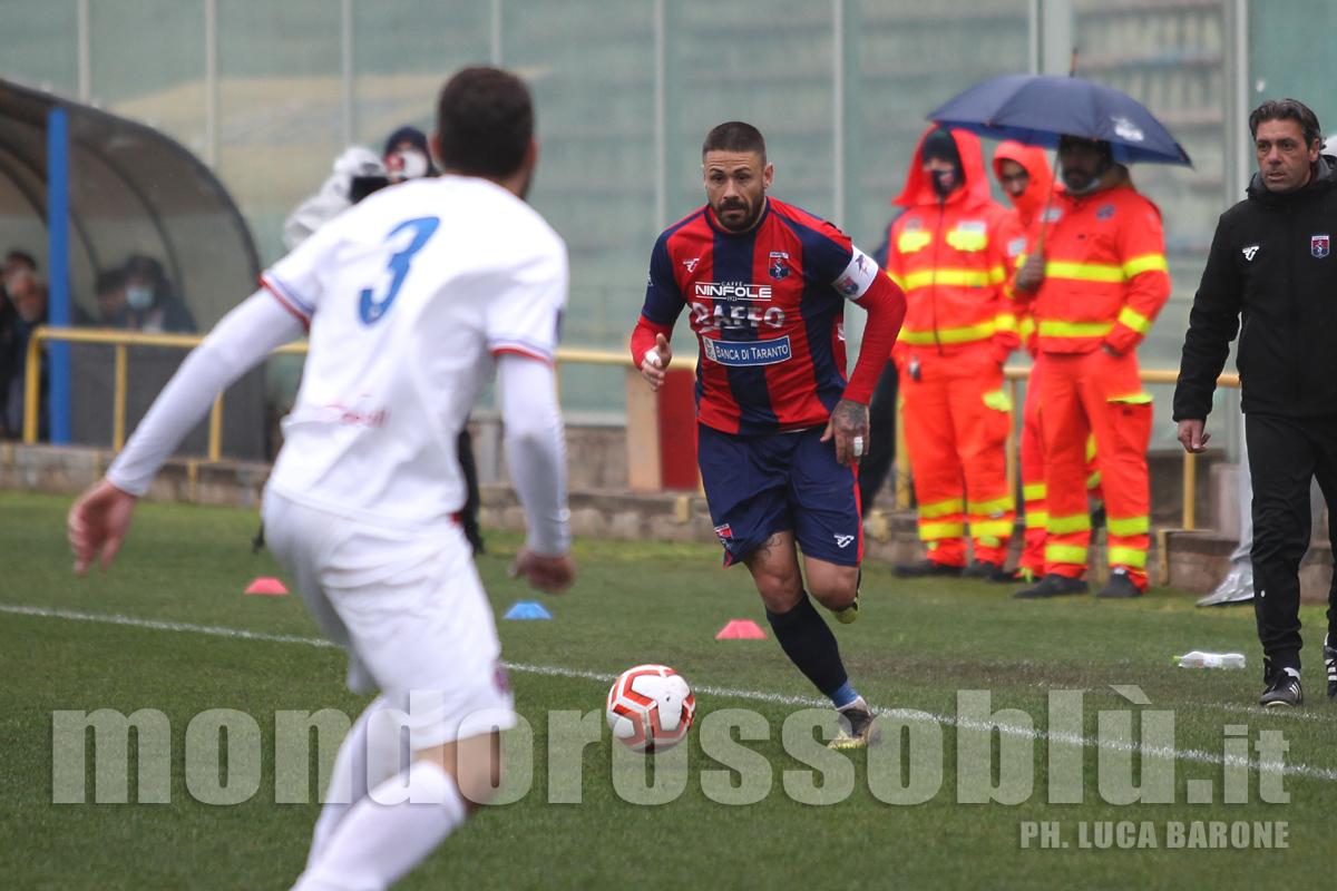 TARANTO-CASARANO 0-0