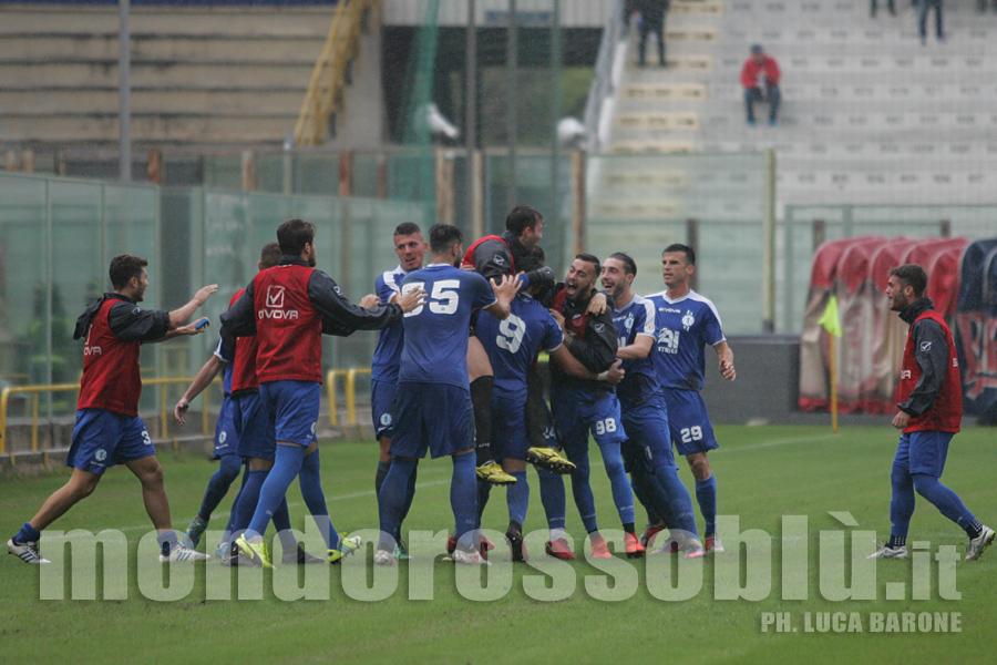 TARANTO-FIDELIS ANDRIA 1-3