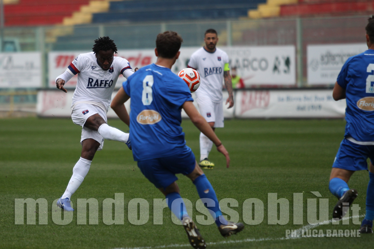 TARANTO-FIDELIS ANDRIA 1-1