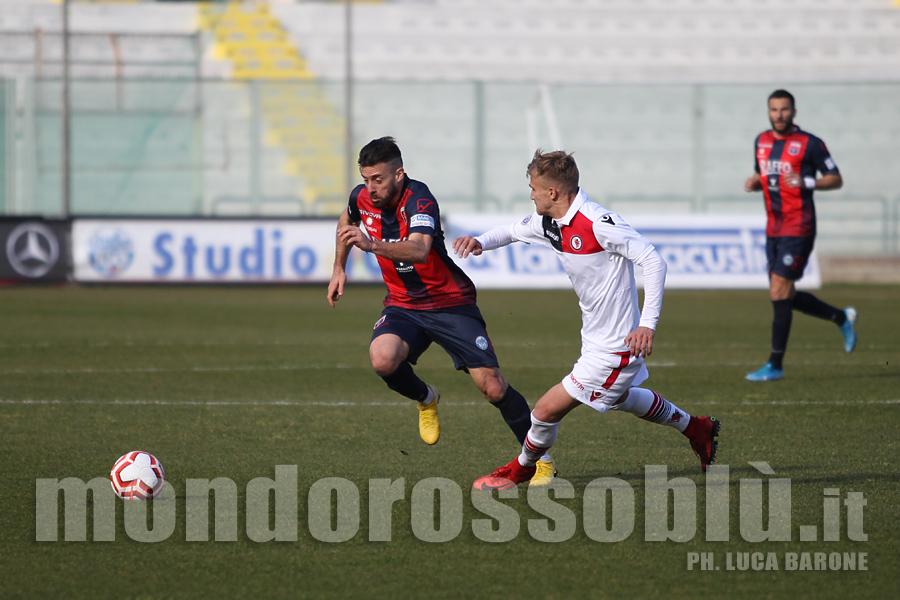 TARANTO-FOGGIA 0-1