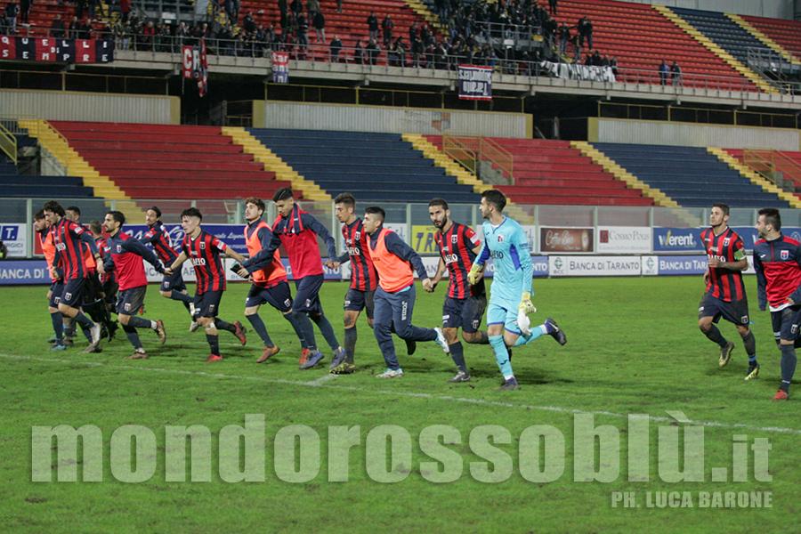 TARANTO-FRANCAVILLA 2-1