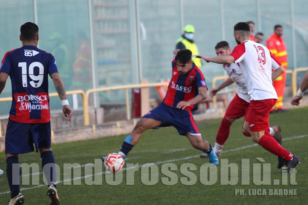 TARANTO-FRANCAVILLA 2-0