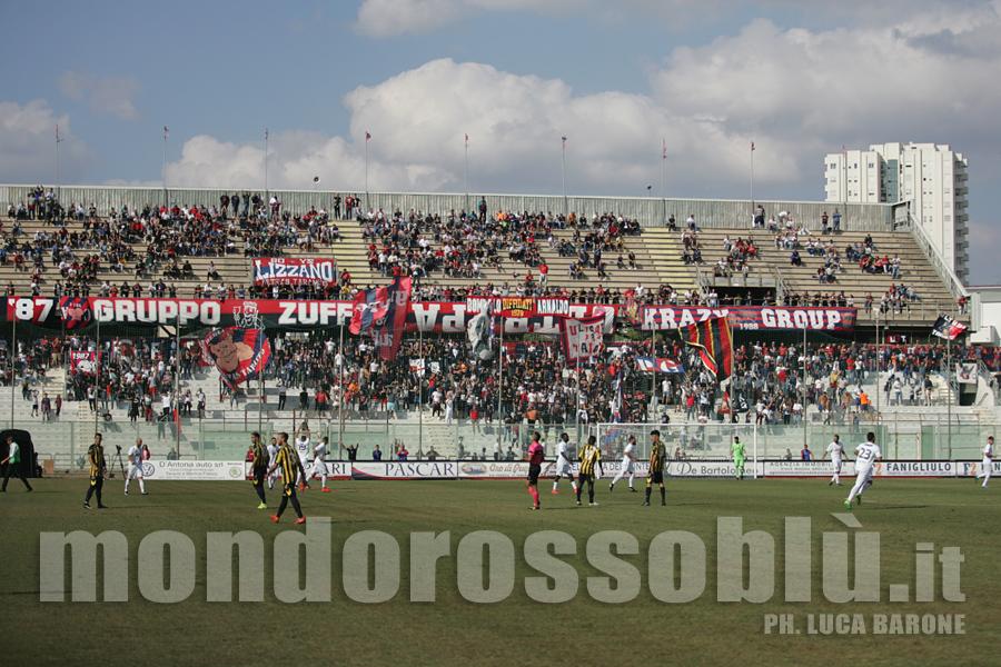 TARANTO-GRAGNANO 3-2