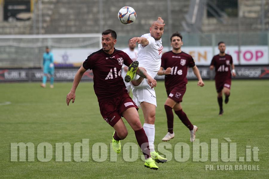 TARANTO-GRANATA 7-0