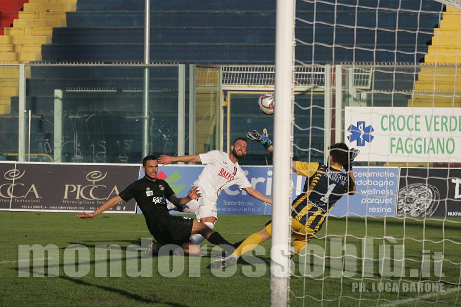 TARANTO-GRAVINA 3-0