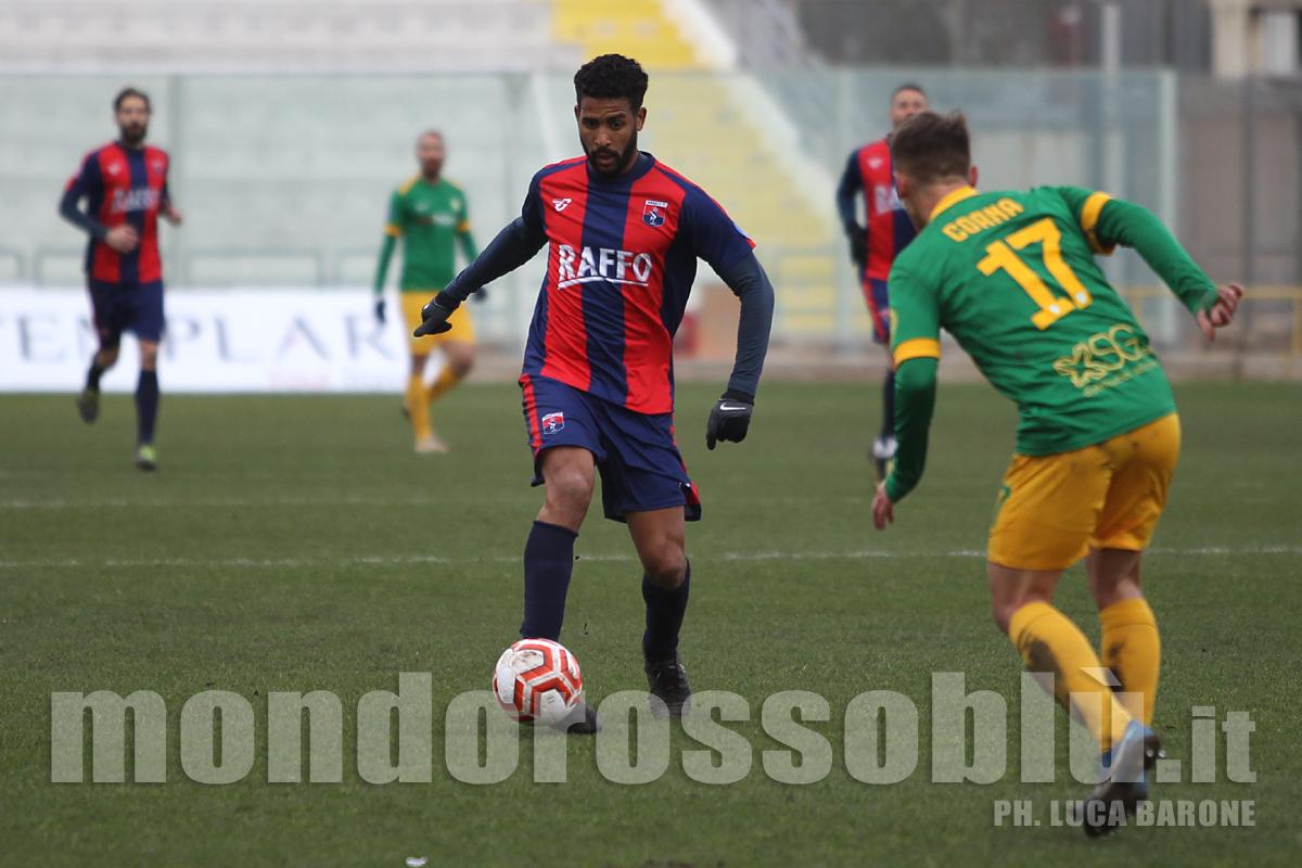 TARANTO-LAVELLO 2-0