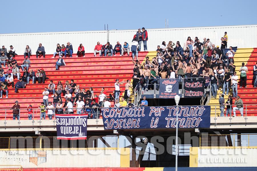 TARANTO-NARDò 2-1