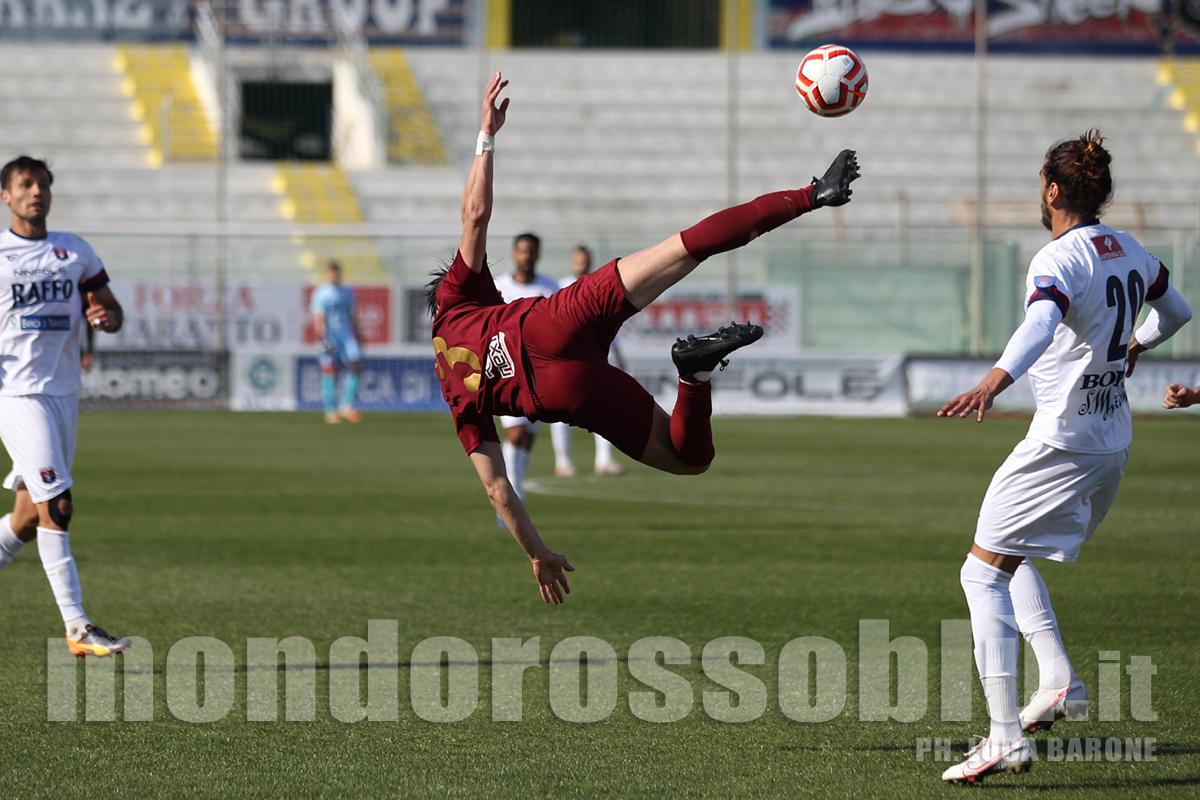 TARANTO-NARDò 1-0