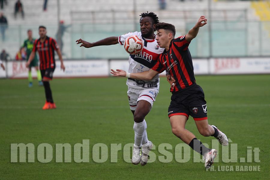 TARANTO-NOCERINA 0-1