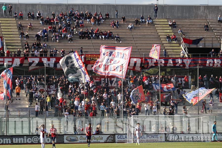 TARANTO-POMIGLIANO 3-0