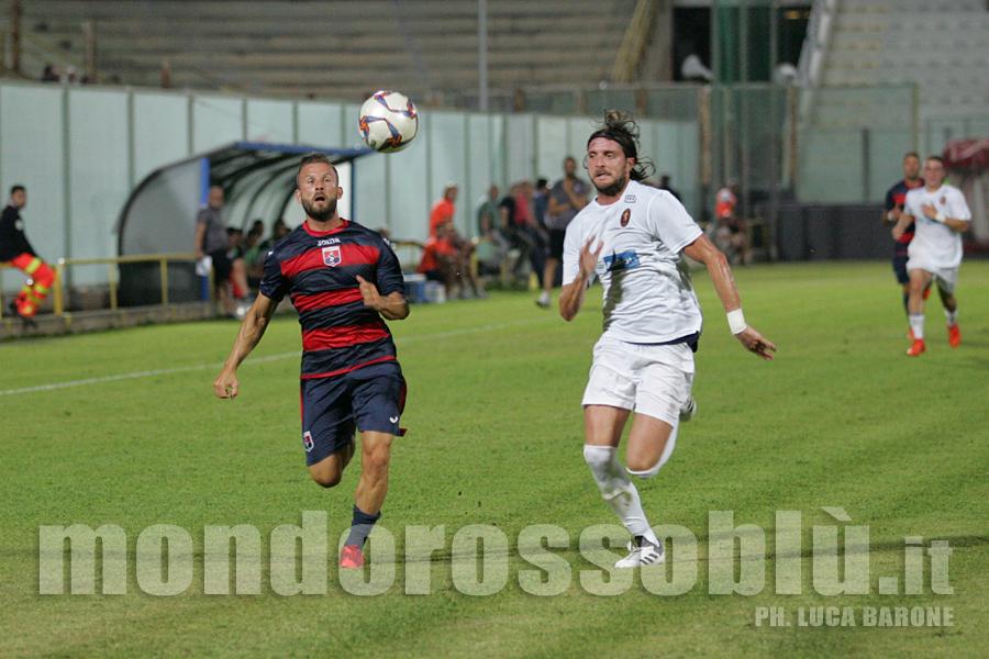 TARANTO-POTENZA 0-2
