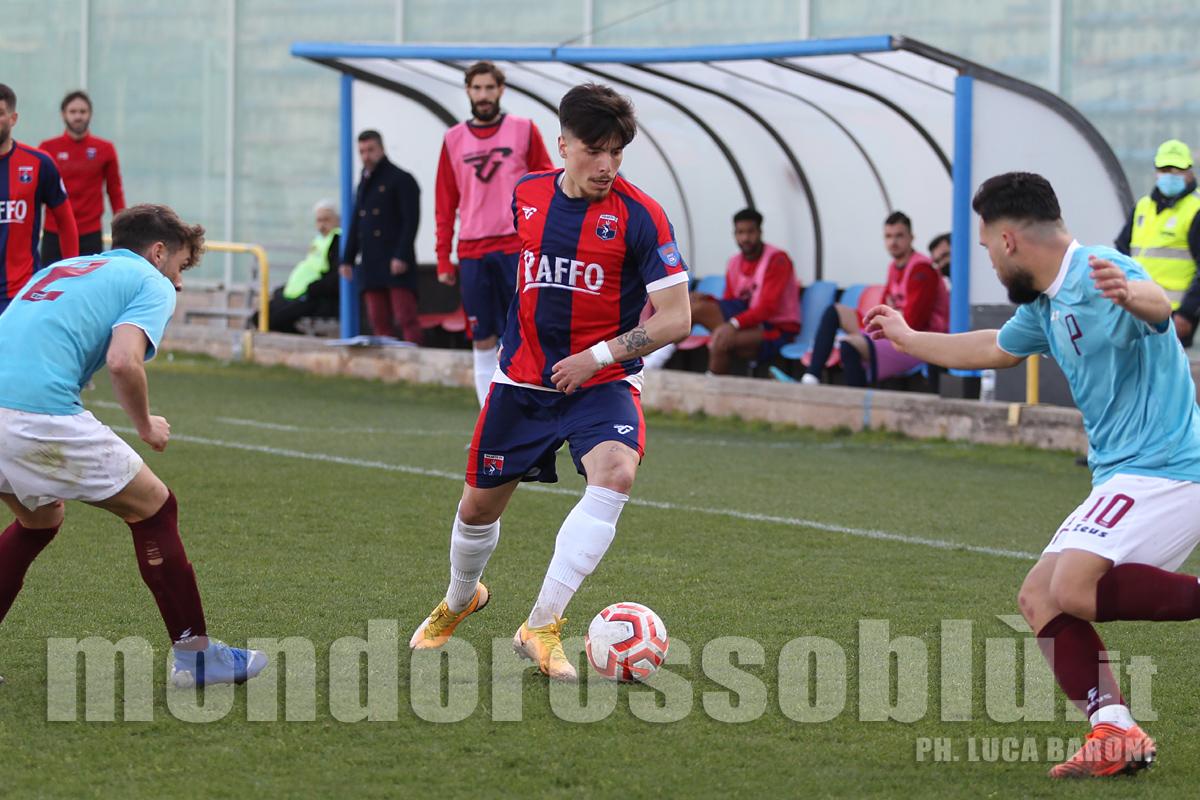 TARANTO-PUTEOLANA 1-0