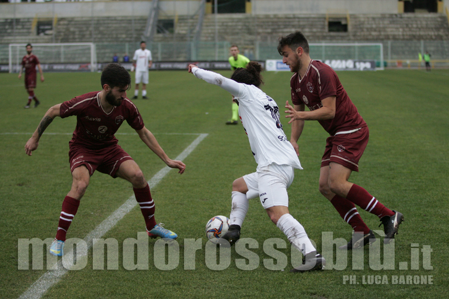 TARANTO-SARNESE 2-0