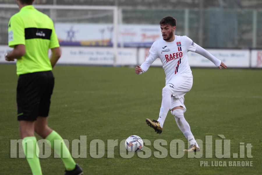TARANTO-SAVOIA 1-0