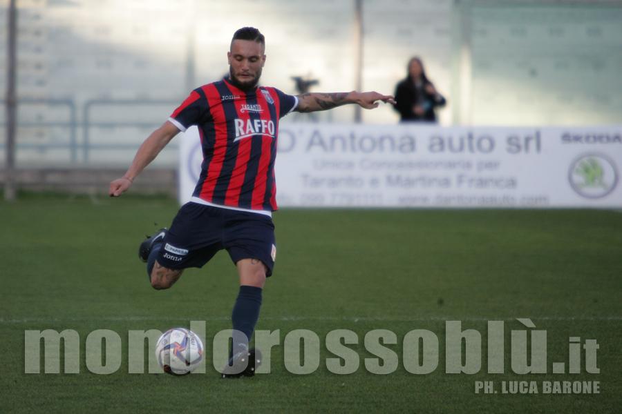 TARANTO-SORRENTO 3-0