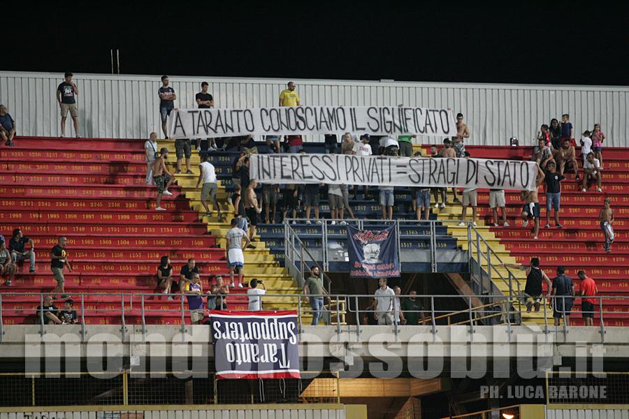 TARANTO-FRANCAVILLA 0-4