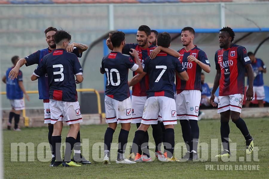 TARANTO-NARDò 4-0