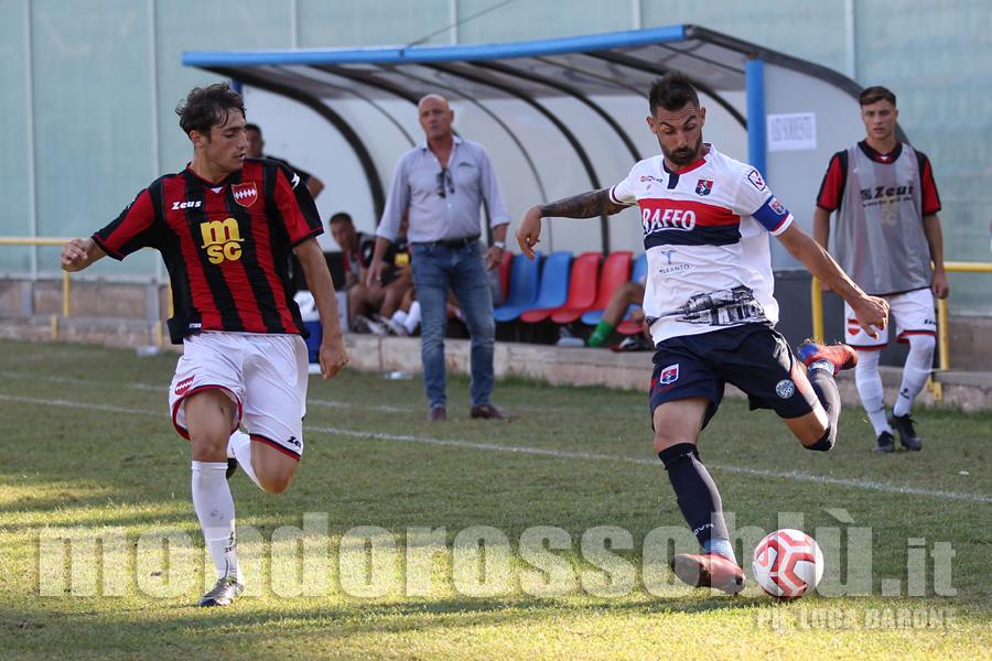 TARANTO-SORRENTO 0-1